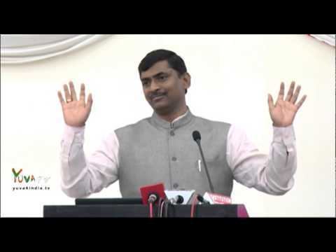 Shri P. Muralidhar Rao speech during the launch of Bharat Niti at Constitution Club: 18.03.2015
