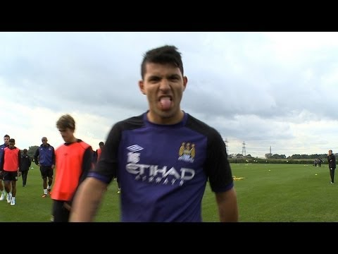 mcfcofficial - In Inside City 43 David Silva signs a new contract and the team travel to Spain for their Champions League opener against Real Madrid. Later in the week it's...