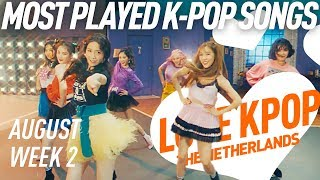 Is SNSD (Girls' Generation) the most played song this week? Or is it DAY6? Or maybe WINNER? Find out in Most Played K-pop ...