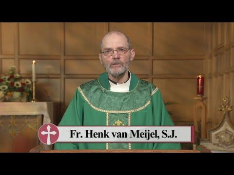 Catholic Mass Today   Daily TV Mass, Thursday November 26 2020