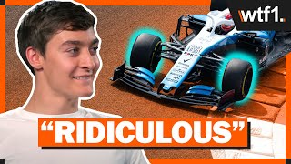 What Do F1 Brakes Feel Like For The First Time?
