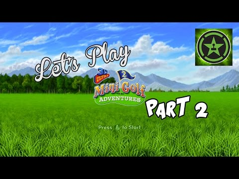 2. - The MiniGolf crew are back! It's time to Putt Up or shut up as the courses gets harder. RT Store: http://bit.ly/1rgVCfO Rooster Teeth: http://roosterteeth.com/ Achievement Hunter: http://achieve...