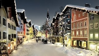 Kitzbuhel Austria  City new picture : Kitzbühel, Tyrol, Austria - Winter magic