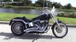 3. Used 2007 Harley Davidson FXSTD Softail Deuce