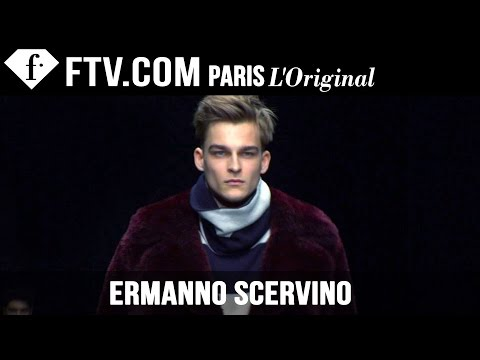 Fashion TV - http://www.FashionTV.com/live MILAN - See the latest menswear from Ermanno Scervino on the runway at Milan Men's Fashion Week Fall/Winter 2015-16. For franchising opportunities with FashionTV,.