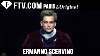 Ermanno Scervino Men Fall/Winter 2015-16 | Milan Men's Fashion Week | FashionTV