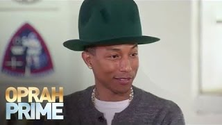 First Look: Why Did Pharrell Name His Son Rocket? | Oprah Prime | Oprah Winfrey Network