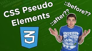 Learn CSS Pseudo Elements In 8 Minutes