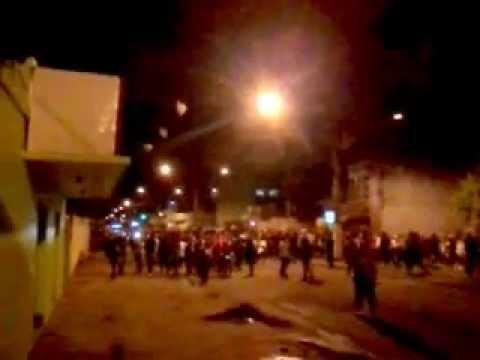 Manifestação em Esteio