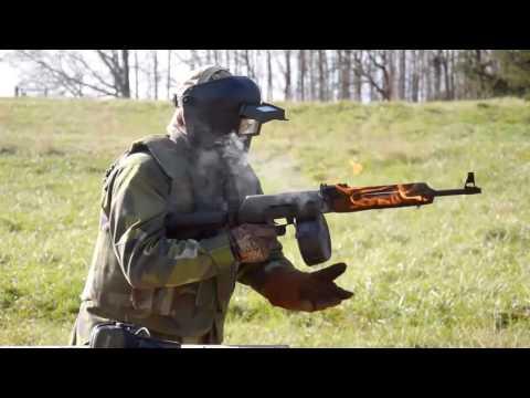 Как убить автомат Калашникова