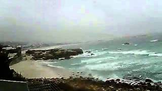 Timelapse Video - Glen Beach & Camps Bay - 23/09/2010