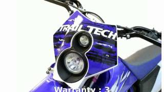 8. 2011 Yamaha TT-R 230 - Features