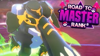 SHINY COPPERAJAH BRINGS THE POWER! Road to Masterball Tier! Pokemon Sword and Shield VGC by aDrive