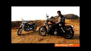7. 2012 Harley Davidson Street Bob and Super Glide | Comprehensive Review | Autocar India