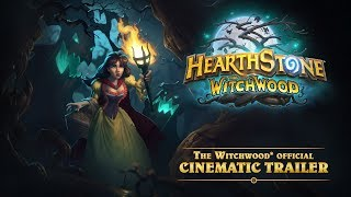 Hearthstone: The Witchwood Trailer