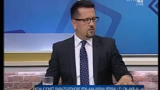 IMAZHI I DITËS - KOALICIONET PARAZGJEDHORE PDK-AAK-NISMA PËRBALLË LDK-AKR-AL-së