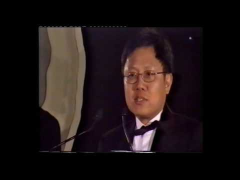 2003 Ethnic Business Awards – Sponsor Speech – Mak Wah – Singapore Airlines