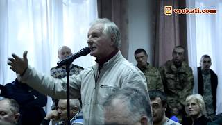 Звіт голови Сокальської РДА Романа Токая ч.2 | Сокаль