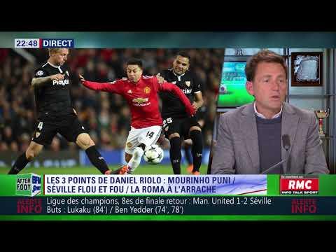 After Foot du mardi 13/03 – Partie 1/4 - Débrief de Manchester United/Séville (1-2)