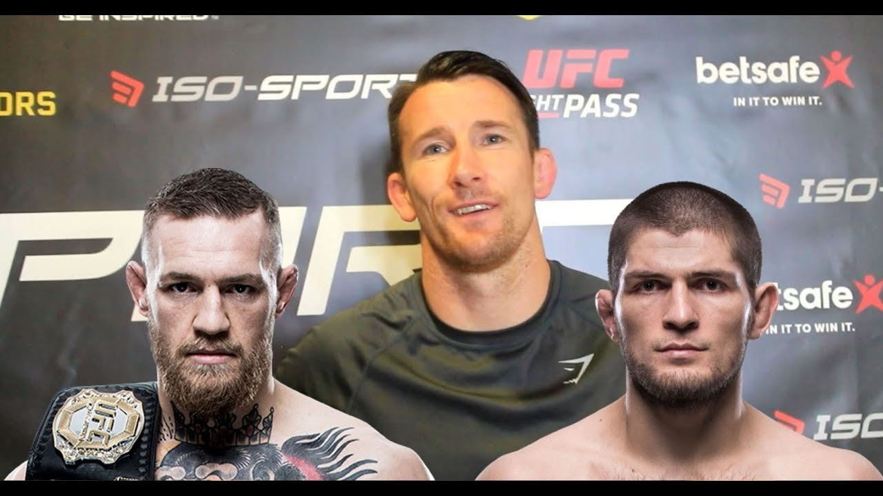 Owen Roddy: Conor McGregor vs Khabib Nurmagomedov Is