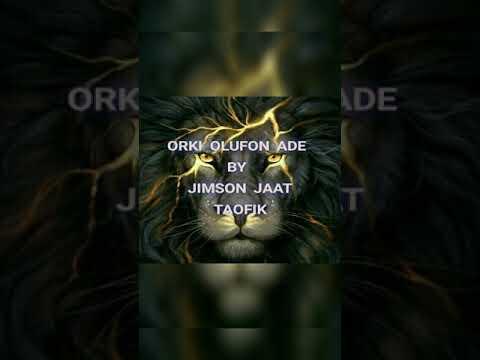 Oriki Ifon Orolu (Obalufon Ade Adikun Eru Ilawe) by Jimson Jaat Taofik