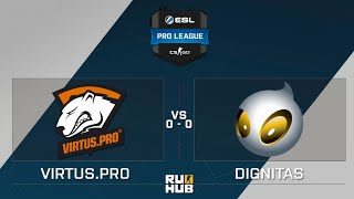 Dignitas vs VP, game 1