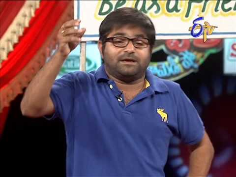 Jabardasth  Chalaki Chanti Performance on 24th April 2014