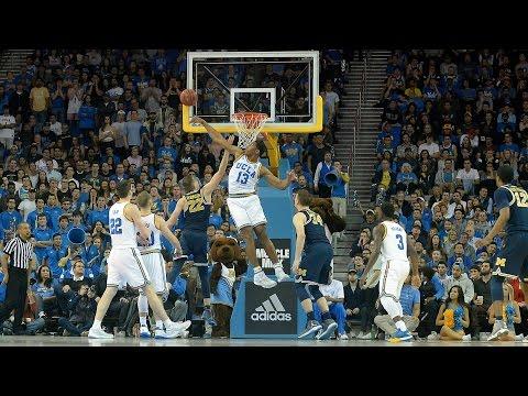 UCLA's Ike Anigbogu Dominates On Defense | CampusInsiders (видео)