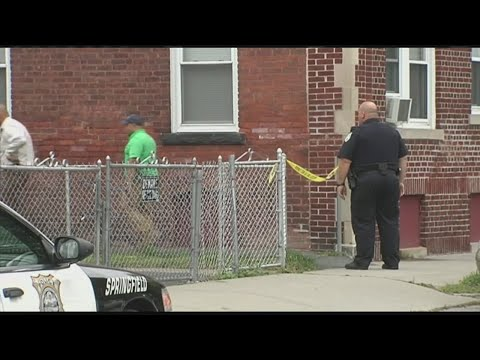 Springfield's 13th homicide victim announced after FBI numbers show crime decreasing