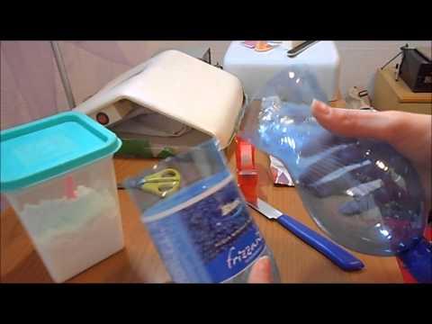 Deumidificatore fai da te con sale  Riciclo bottiglie di plastica  ( tipo ariasana )