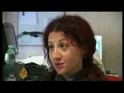 Gaddafi lures Italian girls to Islam lecture - 17 Nov 09