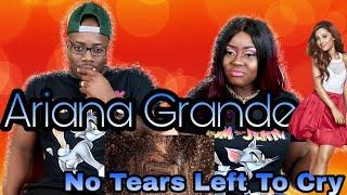 Video Ariana Grande - No Tears Left To Cry | Couple Reacts MP3, 3GP, MP4, WEBM, AVI, FLV Agustus 2018