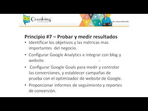 7 principios del Marketing Digital en 2014: #7 Prueba y mide los resultados