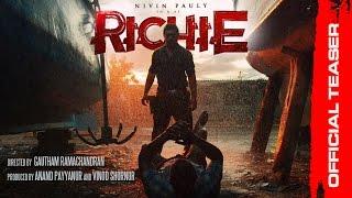 Richie Teaser Nivin Pauly Lakshmi Priya