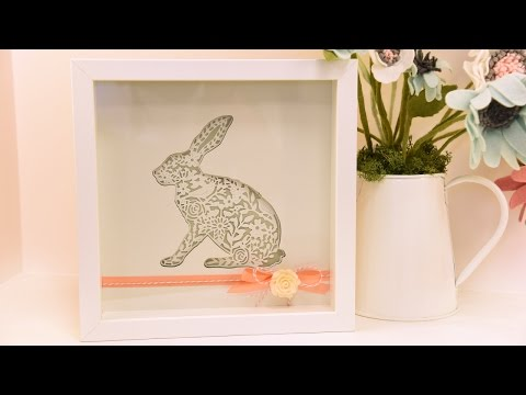 Wild Rabbit Frame Quick Make
