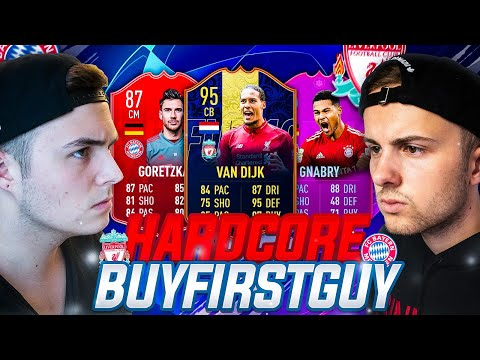 FIFA 19: LIVERPOOL Vs BAYERN CL Buy First Special Card 🔥🔥 BEEF Edition!