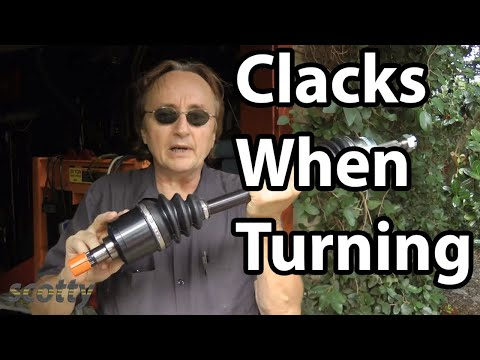 Fixing A Car That Clacks When You Turn