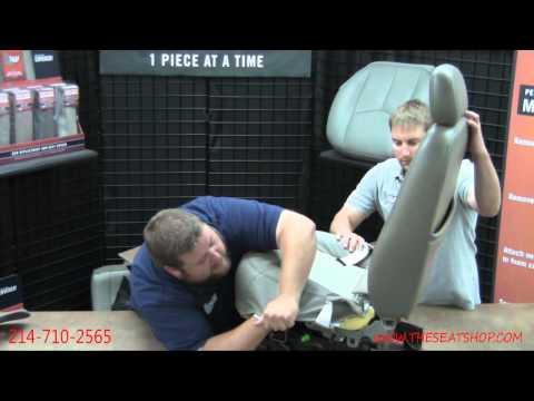 02-05 Ford Explorer Driver Bottom Install Video