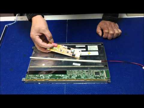 AA121XH03. How to Install LED Backlight