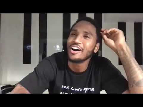 Trey Songz on Never Doing a Verzuz, Back Home Album, Activism & Ranks all his Albums