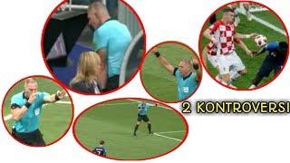 Penalty Kontroversial & Handball Kroasia Tak Sengaja | Prancis VS Kroasia 4-2 Final Piala Dunia 2018