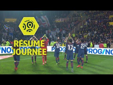 Résumé de la 20ème journée - Ligue 1 Conforama / 2017-18