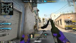 (Ru) GG.BET Shuffle  | Tempo Storm vs Valiance | bo3 |  @c0stajan | map2