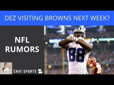 NFL Rumors: Dez Bryant Visiting Browns, Trump Responds To Preseason Protests, Mack Still Not At Camp