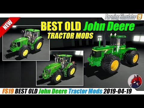 John Deere 8440 v1.0
