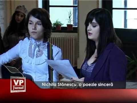 Nichita Stănescu, o poezie sinceră