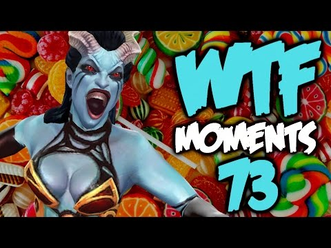 Dota 2 WTF Moments 73