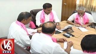 Video TRS Working President KTR Chit Chat With Media Over Lok Sabha Elections 2019 | V6 News MP3, 3GP, MP4, WEBM, AVI, FLV April 2019
