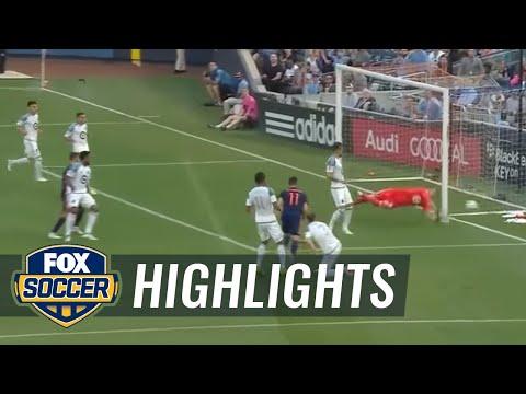 New York City FC vs. Minnesota United FC | 2017 MLS Highlights