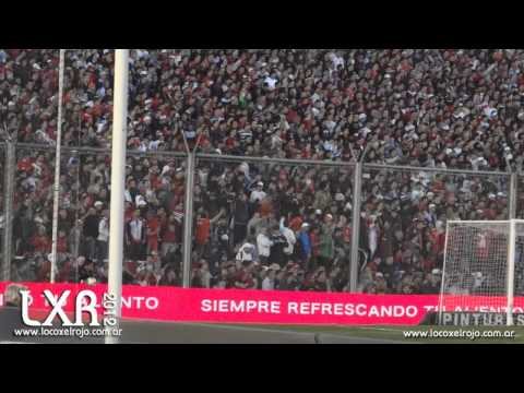 Ponga Huevo Independiente, NO le falles a tu Hinchada Vs Quilmes - La Barra del Rojo - Independiente